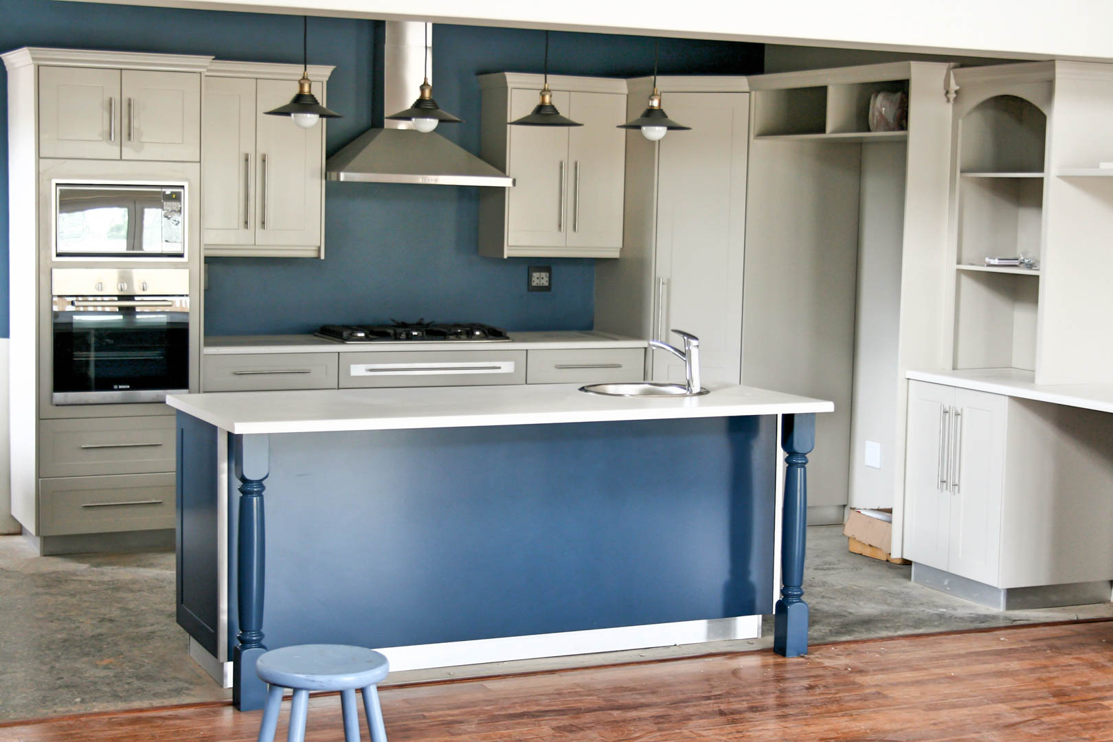 Gareth Evans Kitchens – Custom kitchen design, manufacture ...